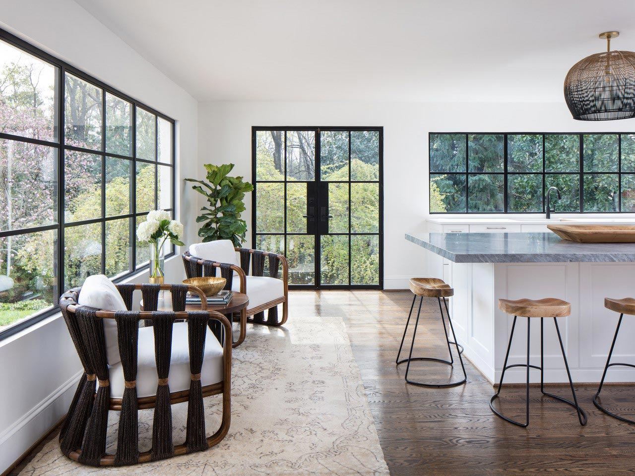 Steel Windows & Doors - Wellborn + Wright