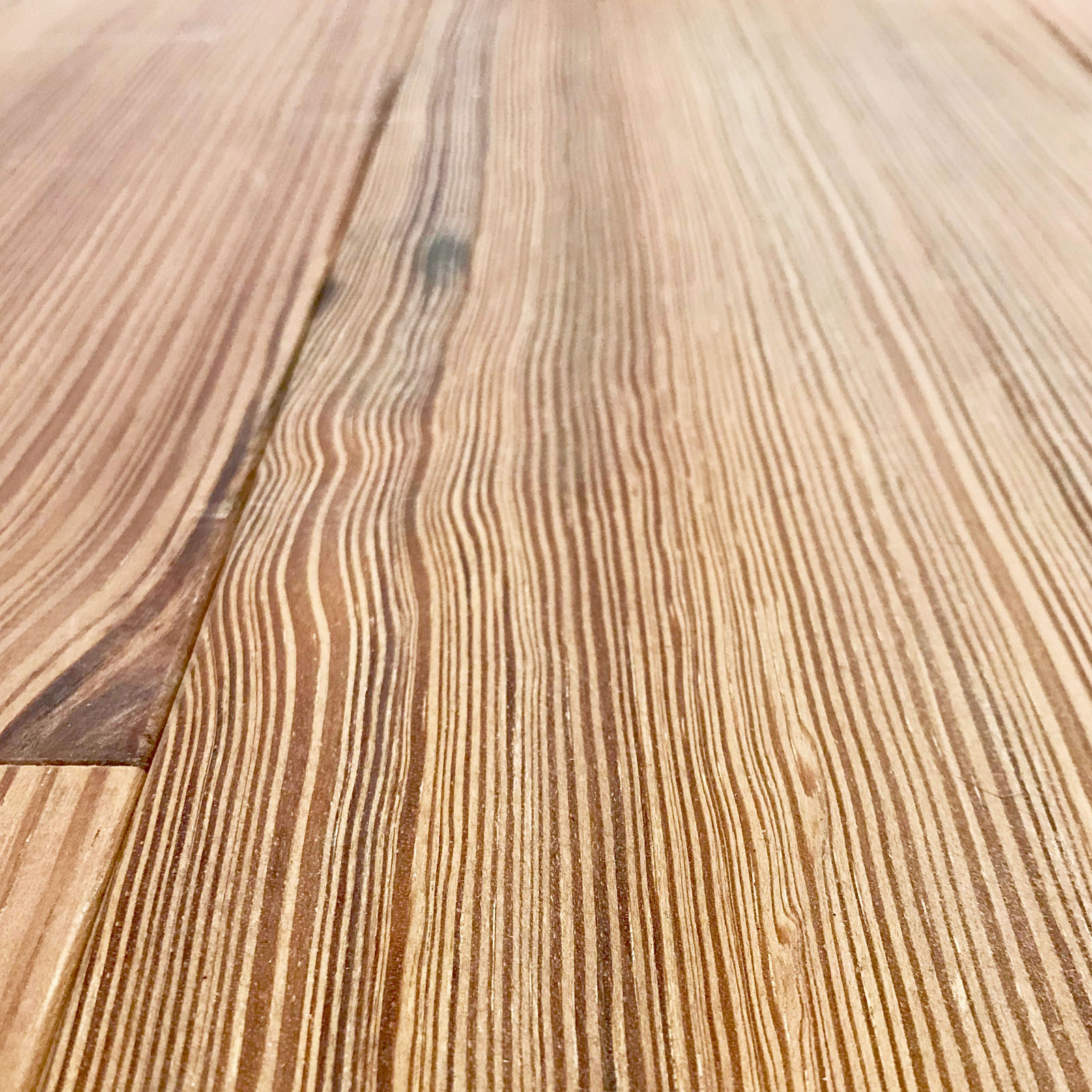 Heart Pine Detail - Wellborn + Wright